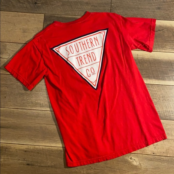 Comfort Colors Other - Southern Trend Pocket Tee
